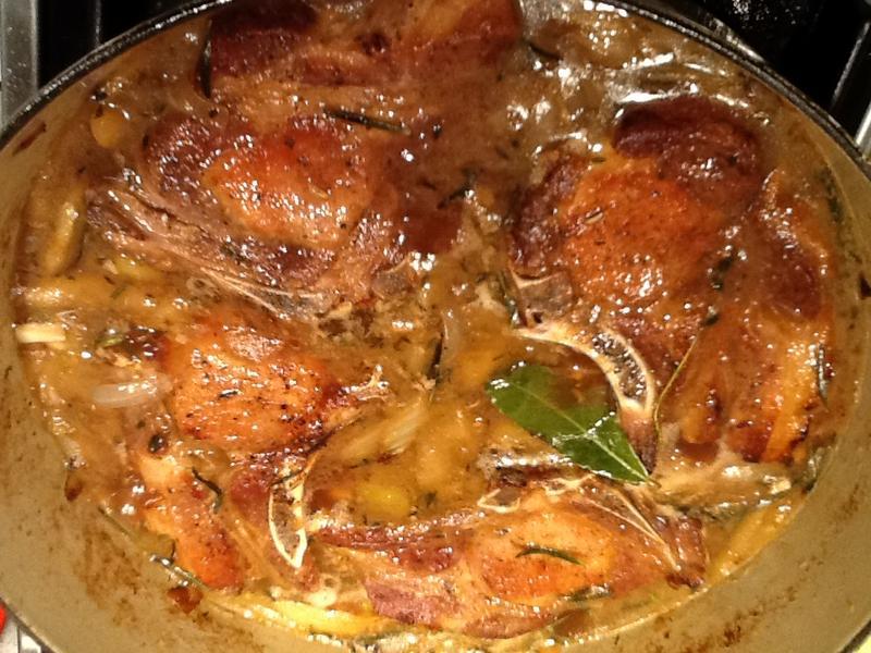 ... pork chops and fennel organic pork chops with braised pork chops